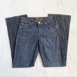NWOT Kut From The Kloth boot cut jeans size 6